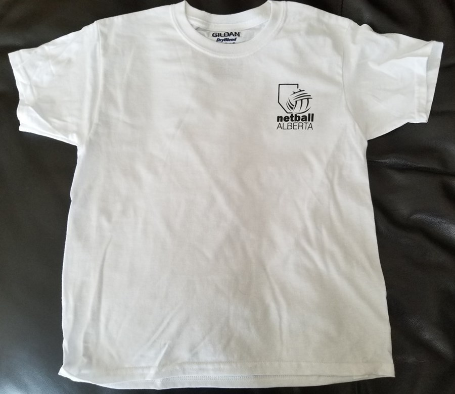 New Youth White T-shirt
